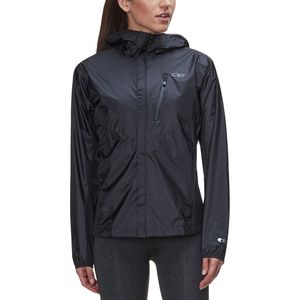 Outdoor Research Helium Hybrid Hooded Jacket - Women's