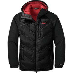 Outdoor Research Alpine Down Hooded Jacket - Men's