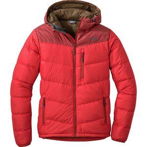 Transcendent Hooded Down Jacket - Men's