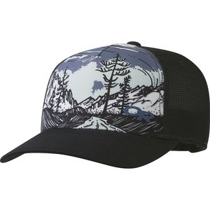 Outdoor Research Alpenglimmer Trucker Hat
