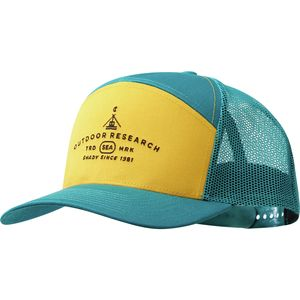 8bc9a0cf496 Outdoor Research Shady 7 Panel Trucker Hat
