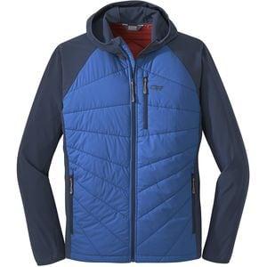Outdoor Research Refuge Hybrid Hooded Jacket - Men's