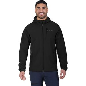 Outdoor Research Ferrosi Grid Hooded Jacket - Men's