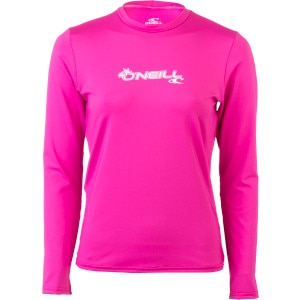 O'Neill Basic Skins Rashguard Tee - Long-Sleeve - Women's