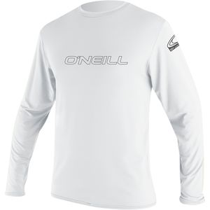 O'Neill Basic Skins Rash T-Shirt - Long-Sleeve - Men's