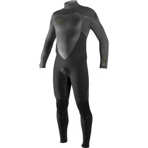 O'Neill Heat 3/4-Zip FSW 4/3 Full Wetsuit - Men's