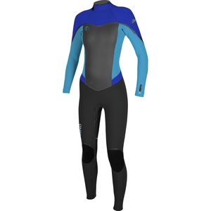 O'Neill Flair Zen Zip 3/2 Full Wetsuit - Women's