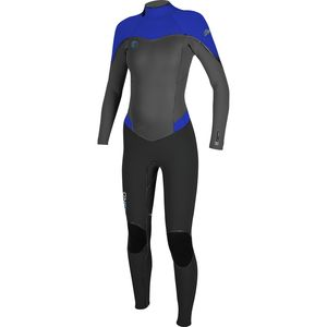 O'Neill Flair Zen Zip 4/3 Full Wetsuit - Women's