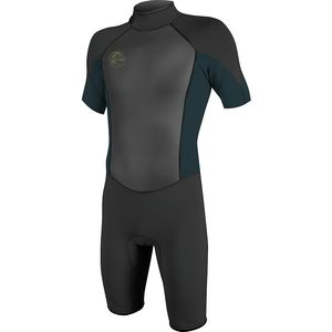O'Neill O'riginal Short-Sleeve Spring Back Zip Wetsuit - Men's