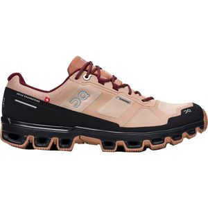 ON Running Cloudventure Waterproof Trail Running Shoe - Women's