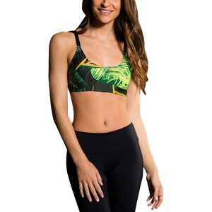 Onzie Elastic Sports Bra - Women's