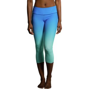 Onzie Graphic Capri - Women's