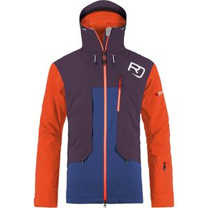 Ortovox Swisswool Andermatt 2L Jacket - Men's