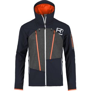 Ortovox Pordoi Hooded Softshell Jacket - Men's