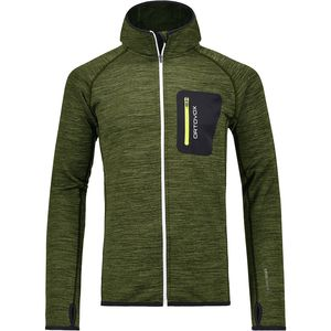 Ortovox Melange Hooded Fleece Jacket - Men's