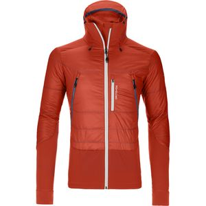 Ortovox Piz Palu Swisswool Jacket - Men's