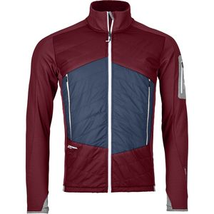 Ortovox Swisswool Piz Roseg Jacket - Men's