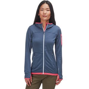 Ortovox Fleece Light Hooded Jacket - Women's