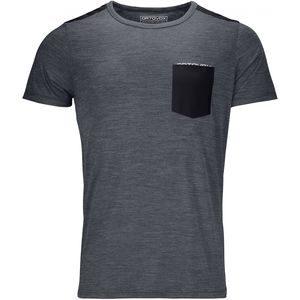 Ortovox 120 Cool Tec Short-Sleeve T-Shirt - Men's