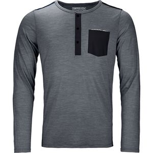 Ortovox 120 Cool Tec Long-Sleeve Shirt - Men's