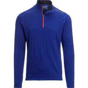 Ortovox Ultra 260 Merino 1/2 Zip Long Sleeve - Men's