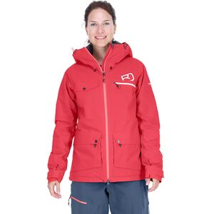 Ortovox 2L Swisswool Andermatt Jacket - Women's