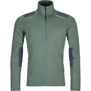 Ortovox Fleece Light Grid Jacket - Men's