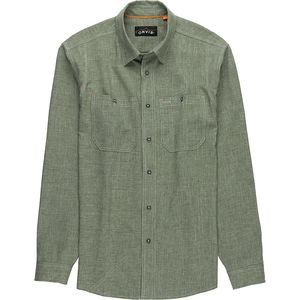 Orvis Tech Chambray Work Shirt - Men's