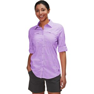 Orvis River Guide Tech Gingham Long-Sleeve Shirt - Women's