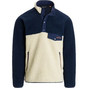 Orvis Sherpa Fleece Snap Front Jacket - Men's