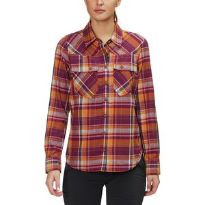 Orvis Misty Morning Western Flannel Shirt - Women's