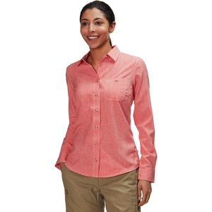 Orvis Tech Chambray Work Shirt - Women's