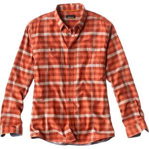 Orvis Flat Creek Tech Flannel Shirt - Mens