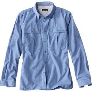 Orvis Open Air Caster Long-Sleeve Regular Shirt - Mens