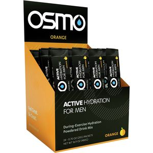Osmo Nutrition Active Hydration for Men - 24 Count Box