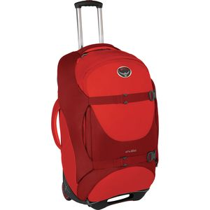Osprey Packs Shuttle 100 Rolling Gear Bag - 6102cu in