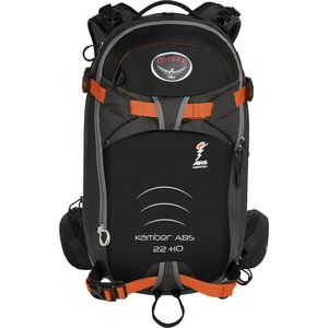 Osprey Packs Kamber ABS Compatible 22 Plus 10 - 1770-1953cu in