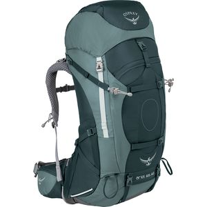 Osprey Packs Ariel AG 65 Backpack - 3600-4150cu in - Women's