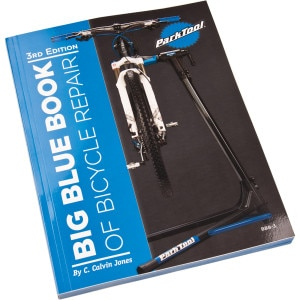 Park Tool Big Blue Book of Bike Repair 3rd Edition - BBB-3