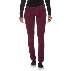 Fitted Corduroy Pant - Women's