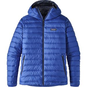 Patagonia Down Sweater Hooded Jacket - Men's