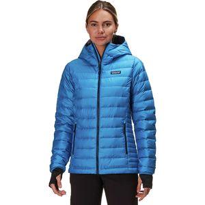 Down Sweater Full-Zip Hooded Jacket - Women's