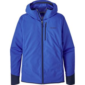 Patagonia Levitation Hooded Softshell Jacket - Men's