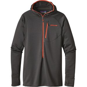 Patagonia R1 Hooded Fleece Pullover - 1/2-Zip - Men's