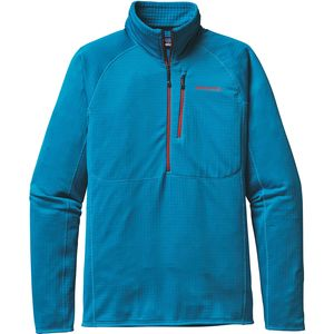 Patagonia R1 Fleece Pullover - 1/2-Zip - Men's