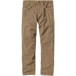 Straight Fit Corduroy Pant - Men's