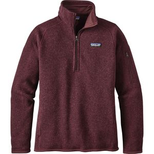 Patagonia Better Sweater 1/4-Zip Fleece Jacket - Women's