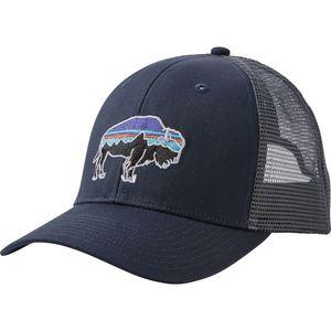 4b652409c45 Patagonia Fitz Roy Bison Trucker Hat