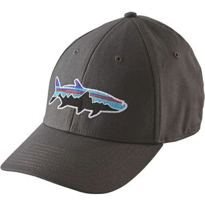 Patagonia Fitz Roy Tarpon Stretch Fit Hat