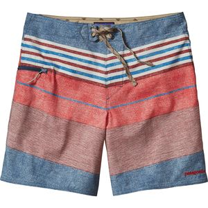 Patagonia Printed Stretch Planing Board Short - Men's